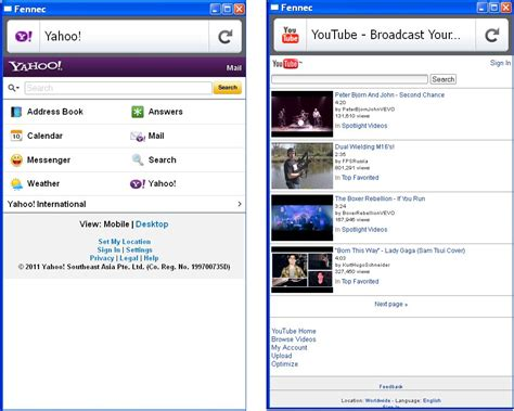 yahoo mobile firefox 4 for android and firefox mobile for computer