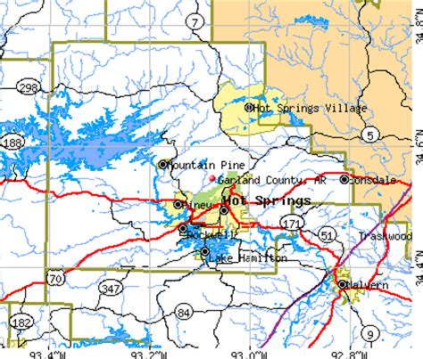 Garland County Property Records Garland County Arkansas Detailed Profile Houses Real Estate Cost Of Living Wages