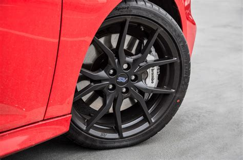 ford focus rs race red edition  uk review autocar