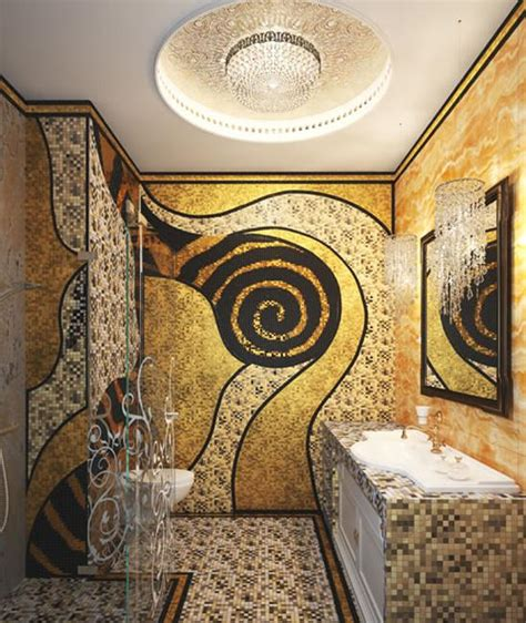 Gorgeous Art Deco Decorating Ideas Reflecting Avant Garde