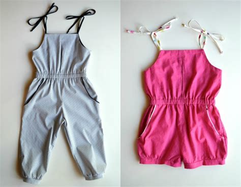 short jumpsuit pattern free 20 free sewing patterns for both kids and babies too