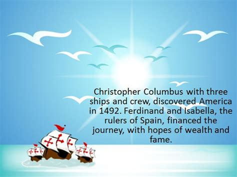christopher columbus biography ppt tangled with teaching be possessed with edible apostrophes