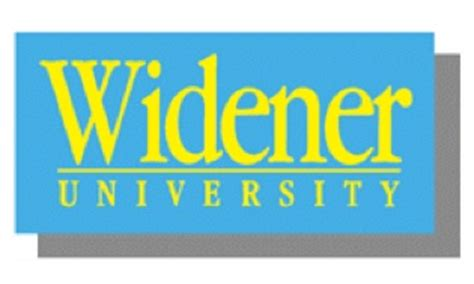 Widener Mba by Widener Bpm D
