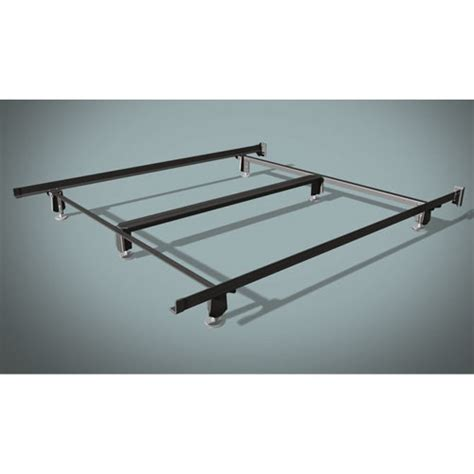 bed frame glides wehsco craftlock premium bed frame w 6 legs steel stem