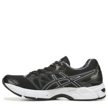 asics gel enhance ultra  running shoe blackwhite