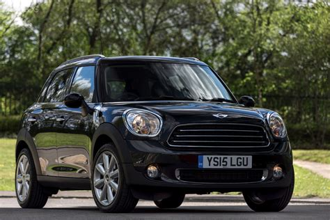 Mini D Cooper Countryman by Mini Countryman Cooper D All4 Business Model Revealed
