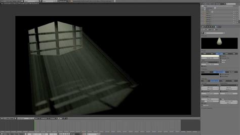 blender tutorial interior lighting easy volumetric lighting tutorial blender 2 6 youtube