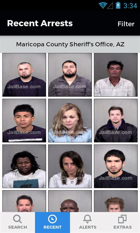 Contra Costa County Sheriff Arrest Records Jailbase Arrests Mugshots Android Apps On Play