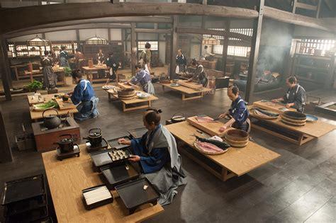 Kitchen Samurai by Japan On Ishikawa A Tale Of Samurai Cooking