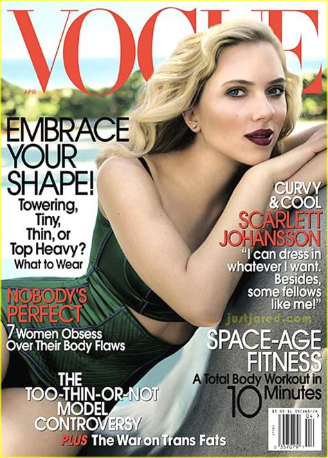 Johansson Criminally In Vogue woody allen johansson is criminally photo