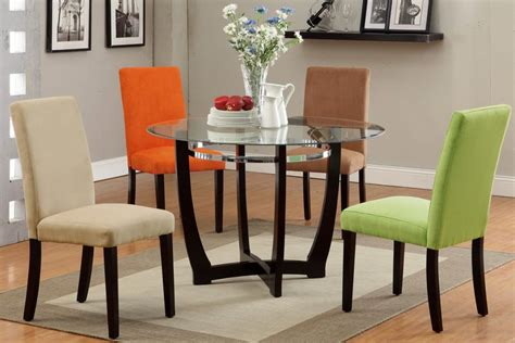 20 Fun Multi Colored Dining Chairs Multi Colored Dining Chairs
