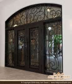 Wrought Iron Patio Doors Doors Exterior Wrought Iron Home Decor Interior Exterior