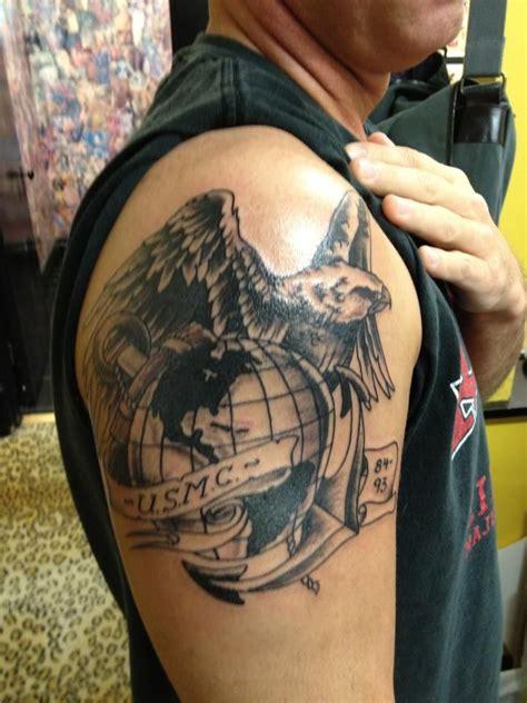 beelistic tattoo my usmc by nick the tailor beelistic