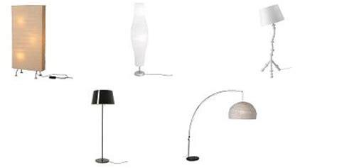iluminacion ikea laras laras de pie modernas precios