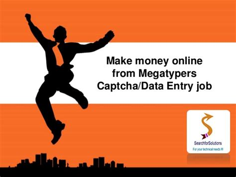 Make Money Online Data Entry Jobs Without Investment - online data entry jobs without investment home based part time jobs