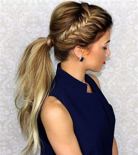 hairstyles for long hair ponytail 80 lovely women ponytail hairstyles for long hair