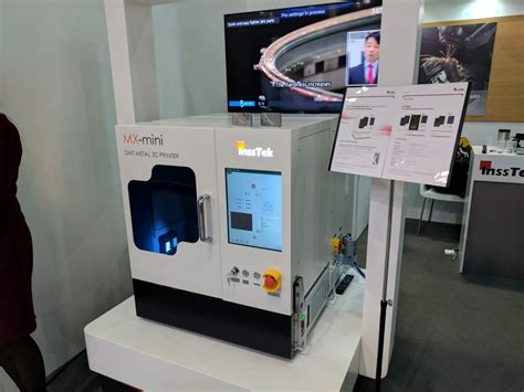 Printer 3d Metal new 3d printers and formnext launches 3d printing industry