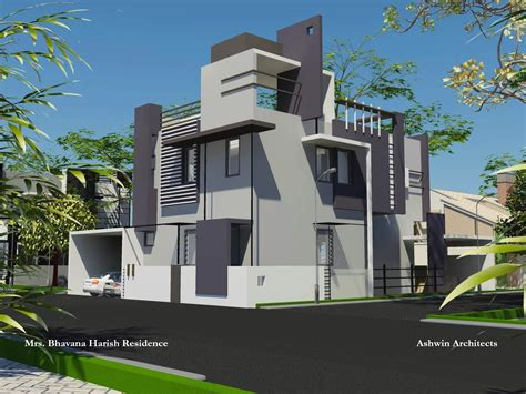 home design architects bhavana s independent house design by architecture firm
