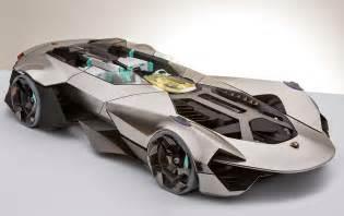 Lamborghini Future Concept Cars Lamborghini Quanta Concept Cars Diseno