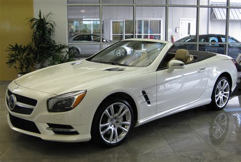 2012 Mercedes Sl550 by Benzblogger 187 2012