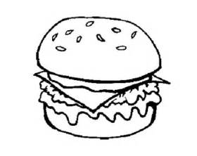 color burger junk food pictures for cliparts co