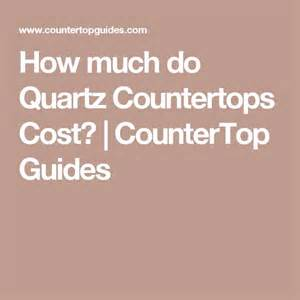 How Much Do Corian Countertops Cost 25 Best Ideas About Quartz Countertops Cost On