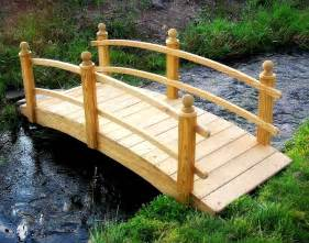 wooden bridge plans garden bridge ideas home interior design