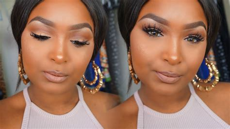 tutorial makeup for dark skin download tutorial video how to do a soft glam makeup for
