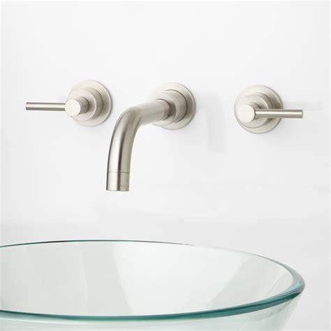 Tub Faucet Knobs Willis Wall Mount Bathroom Waterfall Faucet Bathroom