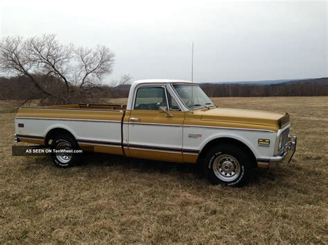 Cheyenne L by 1972 Chevy Cheyenne 67 72 C10 C20 C30 Photo 10 Picture To