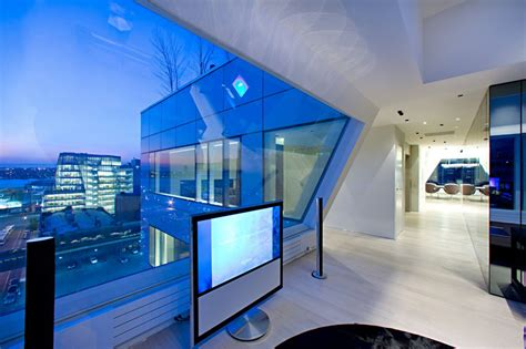 appartment new york remodelled rooftop apartment in new york idesignarch interior design architecture