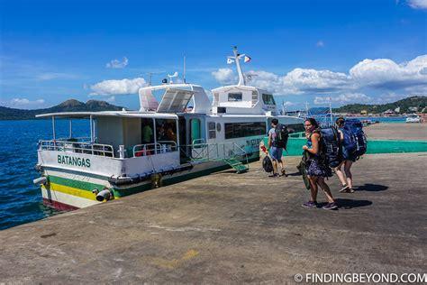 fast boat el nido the awesome el nido trip island hopping beach cing