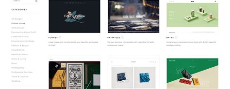 Squarespace Ecommerce Review Pros Cons And Performance Data Squarespace App Template