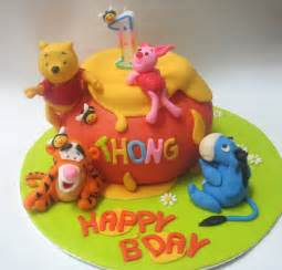 winni pooh kuchen and cakes 3d winnie the pooh friends hunny