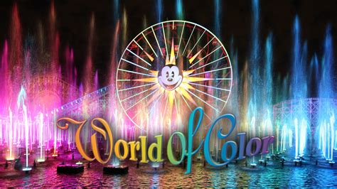 colors of the world world of color ultimate wide angle hd version disney