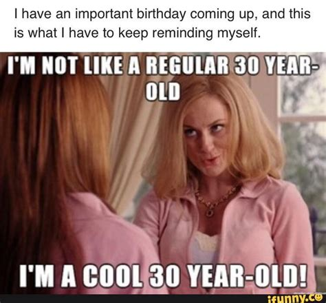 30 Year Old Birthday Meme - one hot meme 30th birthdays and humor