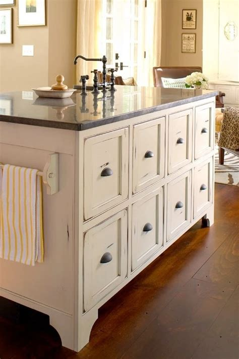 hardware big drawers in island kitchens