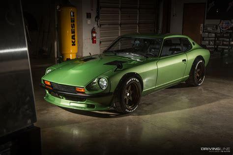 One Car Garage by Fair Lady Gas Monkey Garage X Big Mike Datsun Z Drivingline