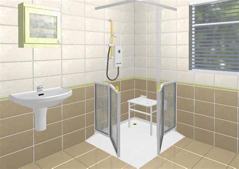 doccia per disabili docce per anziani e disabili sostituzione vasca in doccia