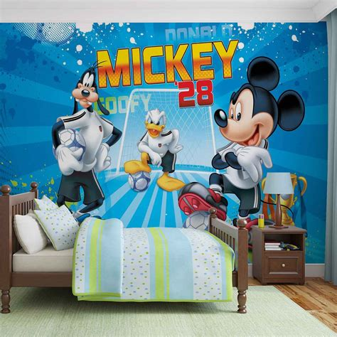 mickey mouse wall murals disney mickey mouse wall paper mural buy at europosters