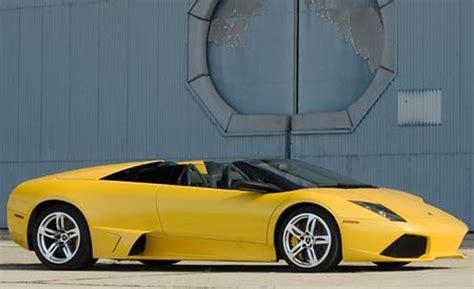 2007 Lamborghini Diablo 2007 Lamborghini Diablo Roadster Pictures Information