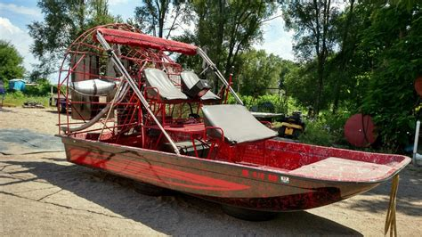 airboat used used airboats for sale nirbuilt airboats