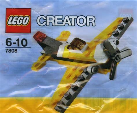 Lego Plane Yellow 1 7808 1 yellow airplane brickset lego set guide and database