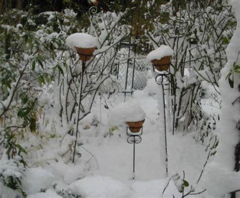 garten im winter dekorieren fotogalerie garten und pflanzenfotos impressionen aus