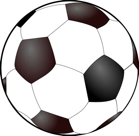 Soccer Clip Free soccer clip free vector in open office drawing