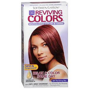 and lovely reviving colors and lovely reviving colors semi permanent haircolor
