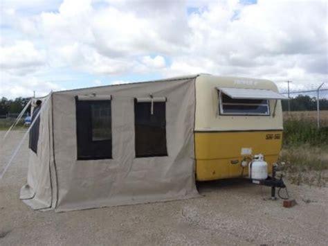 rv add a room sold custom made add a room for surfside trailer 550 sanford mb canada fiberglass rv