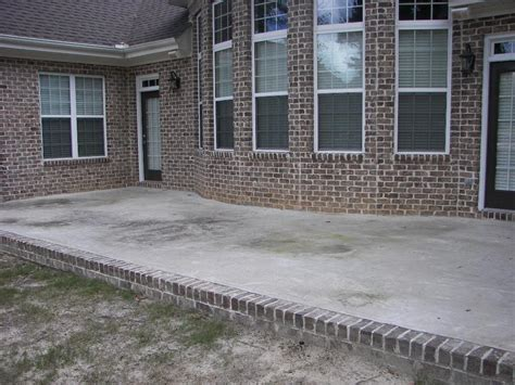 Patio Resurfacing Ideas Concrete Patio Ideas For The Pretty Backyard