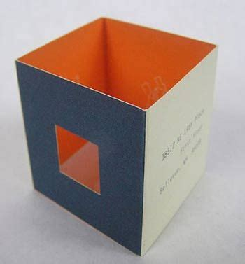 540 Card Cube Template by 1000 Images About Business Cards On