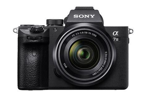 Kamera Canon Frame sony a7 iii stor opgradering af frame kamera